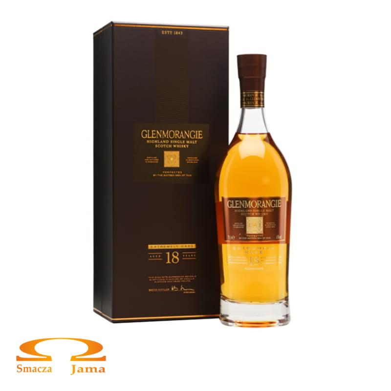 Whisky Glenmorangie 18yo 0,7l