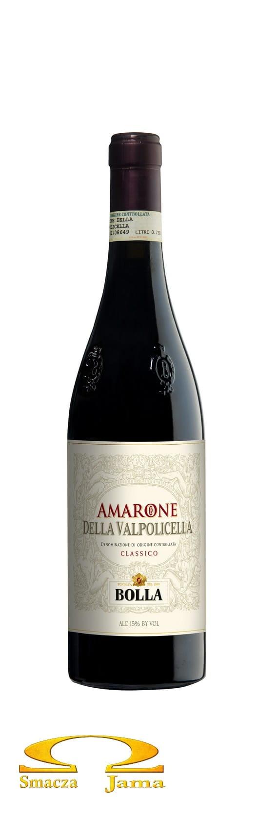Wino Amarone della Valpolicella Bolla 0,75l