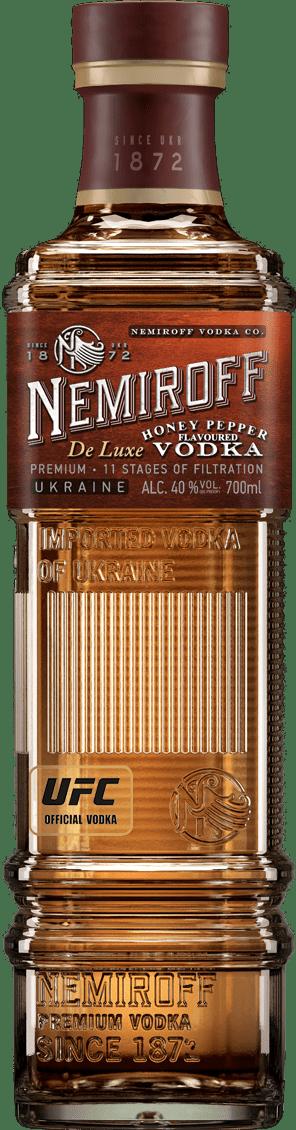 Wódka Nemiroff Honey& Pepper 0,5l
