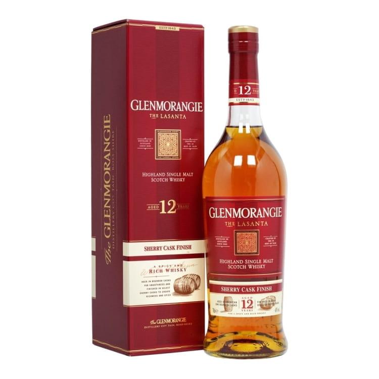 Whisky Glemnorangie Lasanta 12yo 0,7l