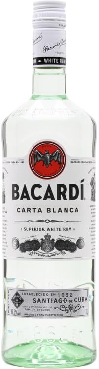 Rum Bacardi Carta Blanca 0,7l