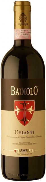 Wino Badiolo Chianti DOCG 0,75l