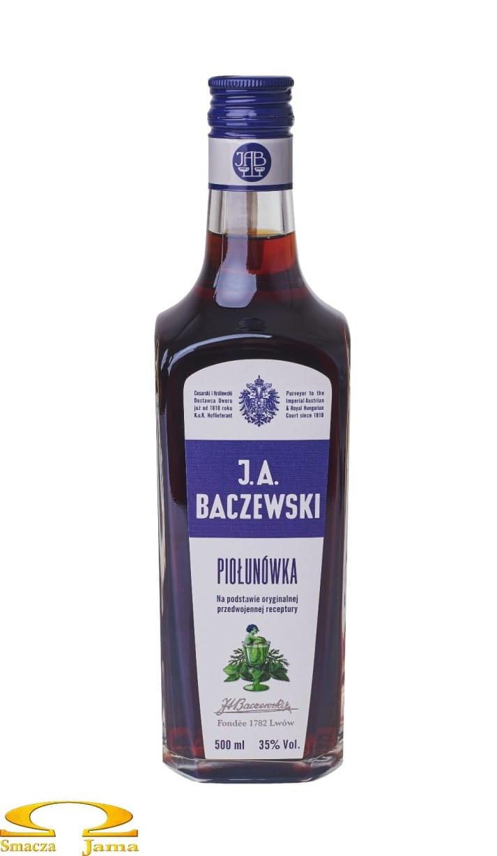 Wódka J.A. Baczewski Piołunówka 0,5l