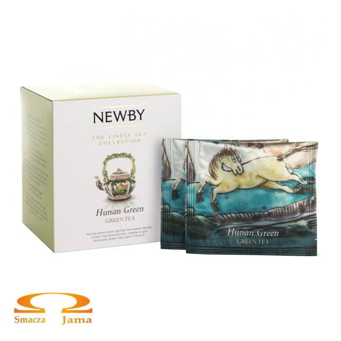 Herbata Newby Finest Tea Collection Hunan Green 37,5g