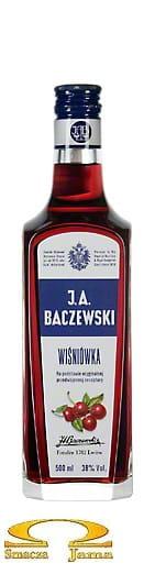 Wódka J.A. Baczewski Wiśniówka 0,5l