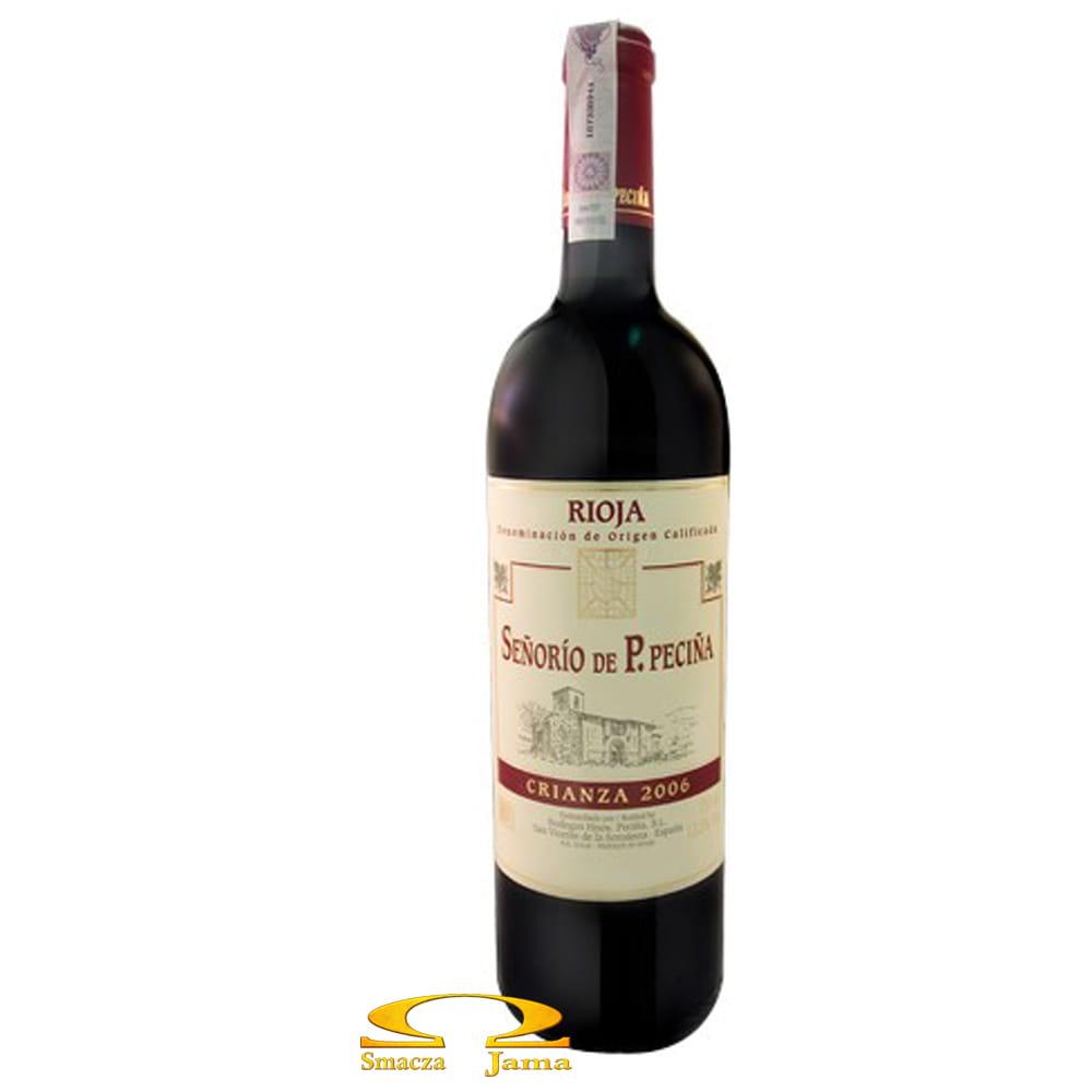 Wino Señorio de P. Peciña Rioja Crianza 0,75l