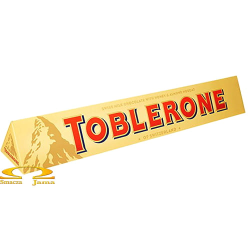 Czekolada Toblerone mleczna 100g