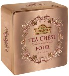 Zestaw Herbat Ahmad Tea Chest Four 4x10 torebek