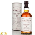 Whisky Balvenie 15YO Single Barrel 0,7l w tubie