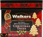 Ciastka Walkers Christmas Trees 100g