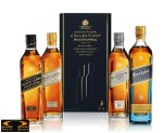 Whisky Johnnie Walker Collection Pack 4x0,2l