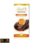 Czekolada Lind Creation Dark Orange 150g