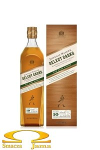 Whisky Johnnie Walker Select Cask Rye Finish 10 YO 0,7l