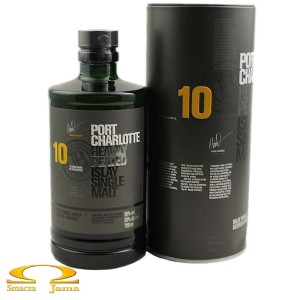 Whisky Port Charlotte 10 YO 0,7l
