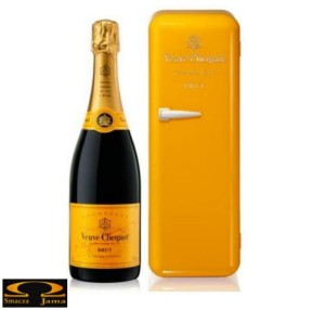 Szampan Veuve Clicquot Brut Yellow Fridge 0,75l