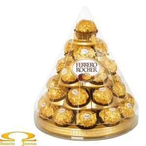 Ferrero Rocher piramida Choinka 350g