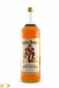 Rum Captain Morgan Original Spiced Gold 3l Karaiby