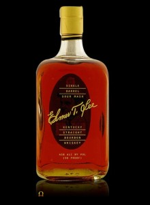 Burbon Elmer T. Lee Single Barrel