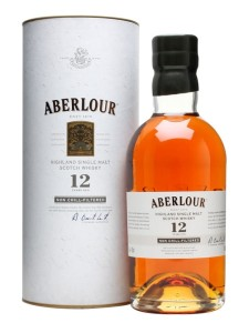Whisky Aberlour 12YO Unchillfiltered 48% 0,7l