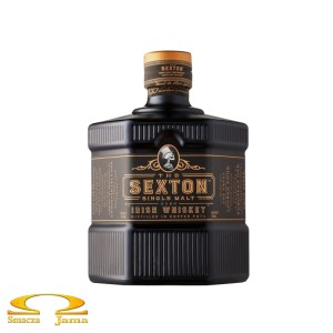 Whiskey Sexton Single Malt 0,7l