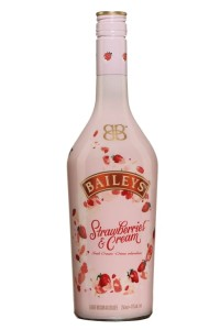 Likier Baileys Strawberries & Cream 17% 0,7l
