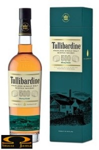 Whisky Tullibardine 500 Sherry Finish 0,7l w kartoniku