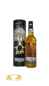 Whisky Smokehead The Rock Edition 0,7l w tubie