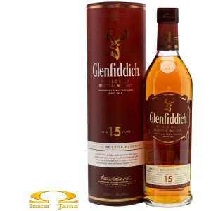 Whisky Glenfiddich 15 YO Unique Solera Reserve 0,7l