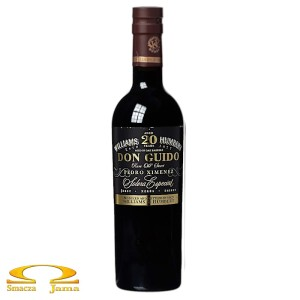 Sherry Don Guido Pedro Ximénez 20 YO 0,5l