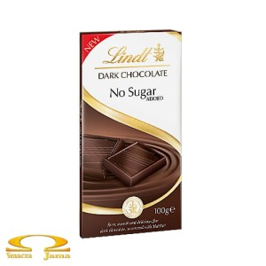 Czekolada Lindt No Sugar Dark 100g