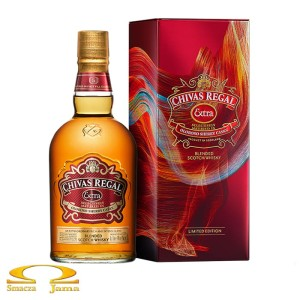 Whisky Chivas Regal Extra 0,7l puszka