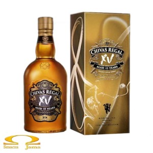 Whisky Chivas Regal XV 15 YO 0,7l puszka