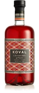 Koval Cranberry Gin Liqueur Koval Distillery 30%  0,5L