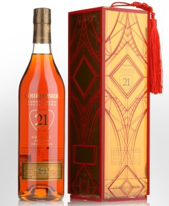 Koniak Courvoisier 21yo Connoisseur Collection Limited Edition 0,7l