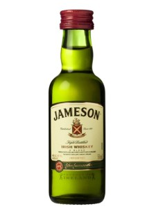 Miniaturka Whiskey Jameson 0.05l