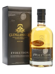 Whisky Glenglassaugh Evolution 0,7l