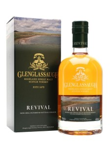 Whisky Glenglassaugh Revival 0,7l