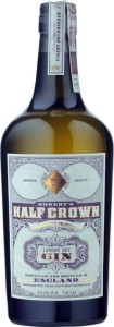 Rokeby's Half Crown Gin Burlington Drinks Co 40,6% 0,7l