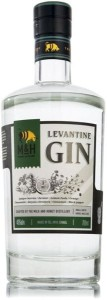 M&H Levantine Single Malt Gin 46% 0,7l