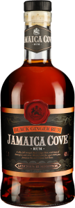 Rum Jamaica Cove Black Ginger 40% 0.7l