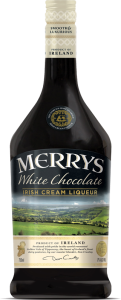 Likier  Merrys White Chocolate Irish Cream 17% 0,7l