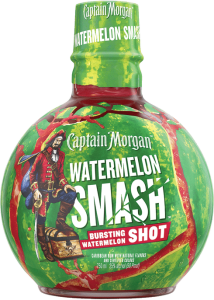 Rum Captain Morgan Watermelon Smash 25% 0,75l