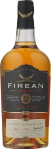 Whisky Firean Lightly Peated 43% 0,7l