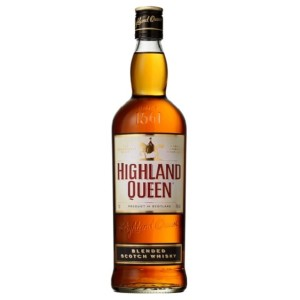 Whisky Highland Queen Blended Scotch Whisky 40%  0,7l