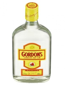 Gin Gordon's London Dry Gin 37,5% 0,2l