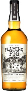 Whiskey Flaming Pig Black Cask 40% 0,7l