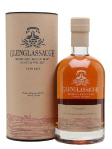 Whisky Glenglassaugh Sherry Wood 46% 0.7l z puszką