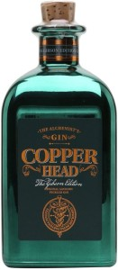 Gin Copperhead Gibson Edition 40% 0,5l