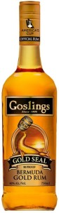 Rum Goslings Gold Seal 40% 0.7l