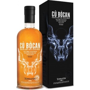 Whisky Cu Bocan Single Malt Scotch Whisky 46% 0,7l